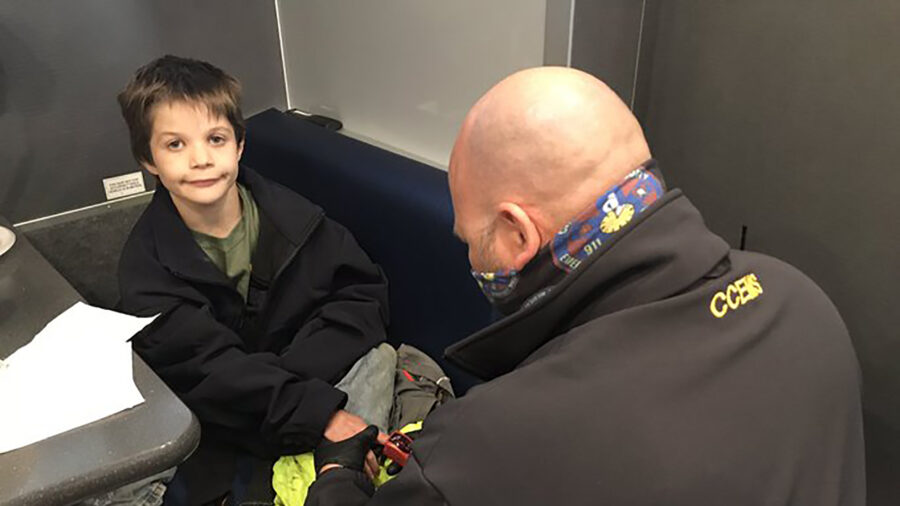 Missing 9-Year-Old Boy Is Found After Spending Two Nights Lost in the Woods With No Shoes or Jacket