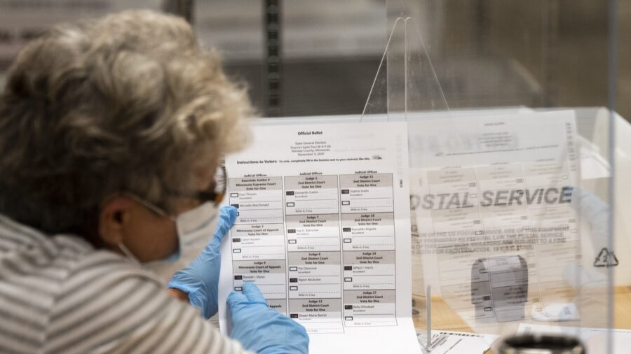 Minnesota Certifies Results of 2020 Election