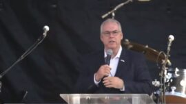 Kevin Jessip Speech at DC Rally: 'A Call to Arms in the Spiritual Realm'