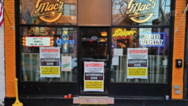 NYC Bar Defies Shutdown Orders