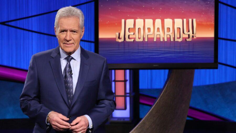 Trebek Urges Support for COVID-19 Victims in One of His Last Shows