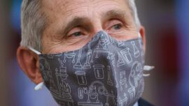 Fauci: Wearing Two Masks Likely More Effective