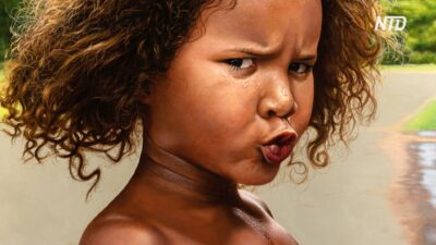 Pure Beauty: 'Child Fighter'