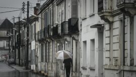 Number of Squatters Rises in France
