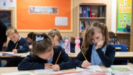 Pupils Won't Be Forced to Wear Masks