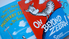 Public Libraries Keep Dr. Seuss Books