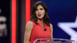 South Dakota Gov. Noem Says State Won't Take Illegal Immigrants