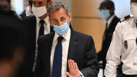 Former French President Found Guilty of Corruption