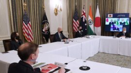 US and Asian Allies Launch Partnership to Supply Billions of Vaccines in Indo-Pacific