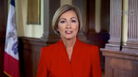 Iowa Governor Says She Declined Request to House Unaccompanied Minors