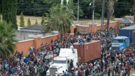 1,600 Migrants Arrested in One Border Sector