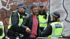 UK Report: Disproportion in Police Stop and Search