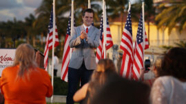 Save America Summit at Trump Resort in Florida