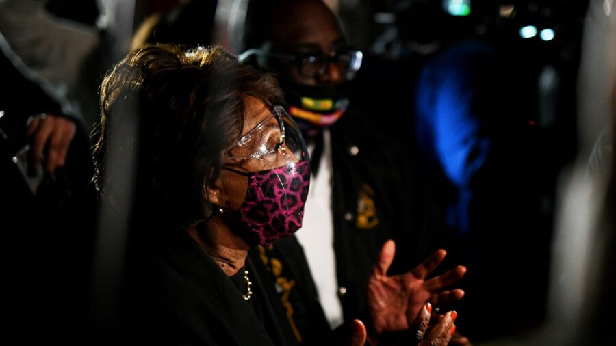 House Votes Down Resolution Condemning Maxine Waters's Remarks on Chauvin Trial