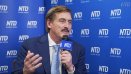 Mike Lindell on Exposing Election Fraud, New Social Media Platform