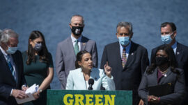 Democrats Re-Launch Green New Deal