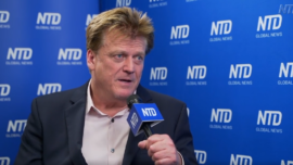 Patrick Byrne Launches New Project to Continue Fight for Election Integrity
