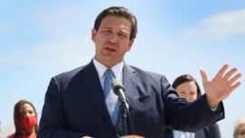 Ron DeSantis Says Biden Administration's Handling of J&J Vaccine 'Huge Mistake'