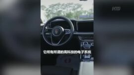 Chinese Luxury Car Not So Luxurious: Driver