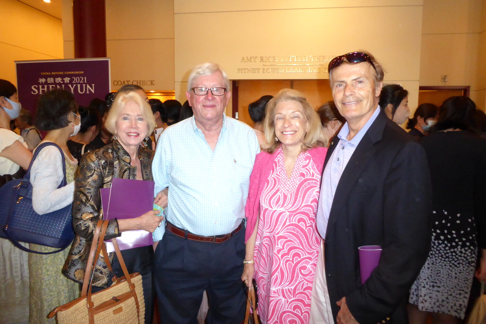 Stamford Audience Members Rave About Shen Yun's Refined Artistry