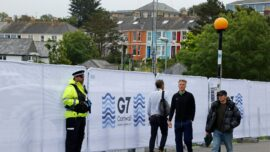 Cornwall Locals React to G-7 Closures