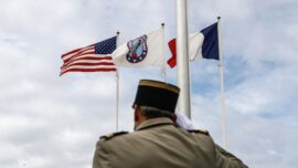 77th D-Day Commemorations in France