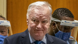Court Upholds Mladic Conviction for Genocide