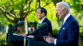 Japan, US Pledge to Donate Billions of Dollars to COVAX to Counter Beijing's Vaccine Diplomacy