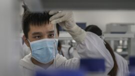 Poll: More Americans Say Virus Came From Chinese Lab