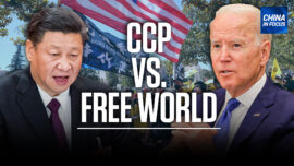 China in Focus (July 17): Chinese Communist Party Versus the Free World: Stephen Yates