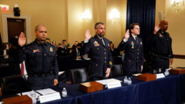 House Democrats Hold First Jan. 6 Hearing, Capitol Police Officers Testify
