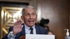 Dr. Fauci Clashes With Sen. Paul at Hearing