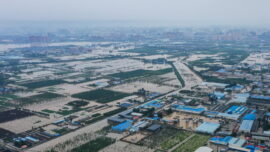 China Offers Little Help to Flood Victims