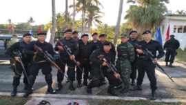 Chinese Armed Police Trained Cuban Black Berets to Suppress Protests