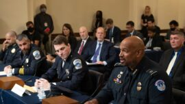 Police Officers Offer Harrowing Accounts at First Jan. 6 Panel Hearing