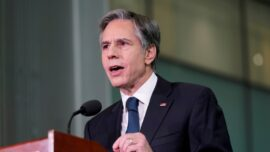 Blinken Calls Out China Over South China Sea