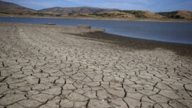 California Records 2nd Driest Year on Record