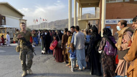 State Department: Some People Can't Get to Airport in Afghanistan