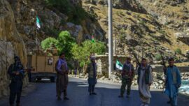 Taliban Faces Resistance in Northern Province