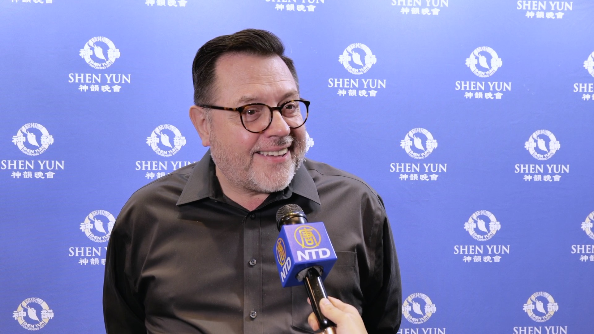 Theater Director: Shen Yun a Treat for the Eye, a Treat for the Heart and Soul