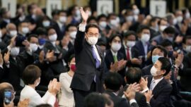 Fumio Kishida Set to Be Japan's Next Prime Minister After Winning Liberal Democratic Party Election