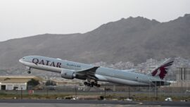 Americans Leave Kabul on First Commercial Plane