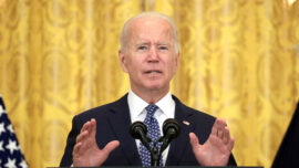 Biden on Taliban's Relations With China
