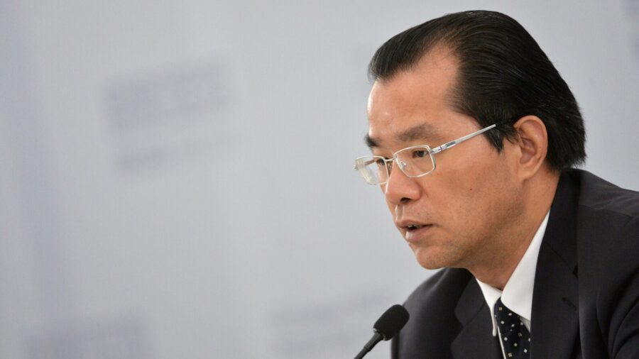 Chinese Ambassador to Sweden Stepping Down