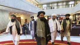 US, Britain to Judge New Taliban Government on Actions