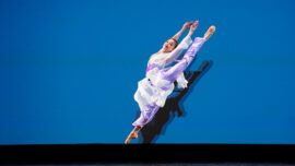 Competition Showcases Chinese Dance Tradition