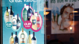 Poll: 77 Percent Agree That Young People Should Be Shielded From Alcohol Adverts