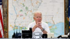 Biden Says Feds 'Moving Quickly' to Boost Gasoline Deliveries to Areas Hit Hard by Hurricane Ida