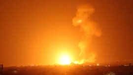 Israel Strikes 4 Hamas Military Compounds After Rockets Fired From Gaza