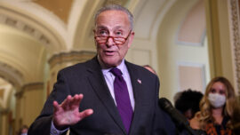 New Goal to Finish Both Spending Bills in Next Month: Schumer